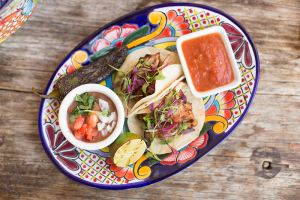 Puerco Pibil Tacos
